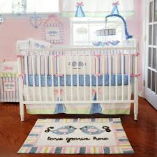 how to choose area rug for baby girl room attractive baby room idea using white