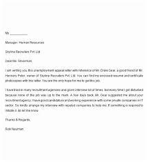 Va Appeal Letters Example Appeal Letter Va Pdf