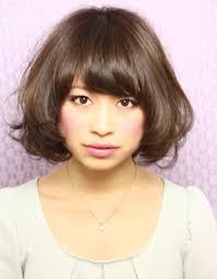 ミセス髪型ナチュラル黒髪ボブke 87 ヘアカタログ髪型ヘア