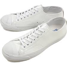 converse jack purcell enamel leather converse mens womens sneakers jack purcell enamel leather white 32242890