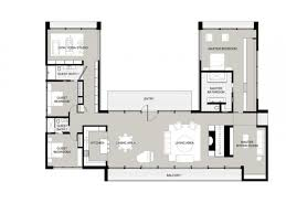 Coolest u shaped ranch house plans JK   danutabois comCoolest u shaped ranch house plans JK