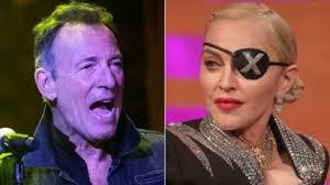 Bbc Record Charts Bruce Springsteen Beats Madonna To Top Uk Album Chart Bbc News