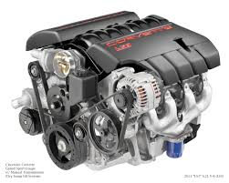 GM 6.2 Liter V8 Small Block LS3 Engine Info, Power, Specs, Wiki ...