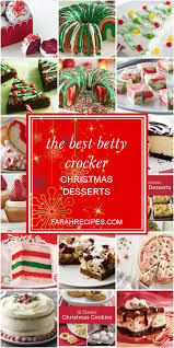 It's time to cook the most delicious, most popular christmas desserts. The Best Betty Crocker Christmas Desserts Most Popular Ideas Of All Time