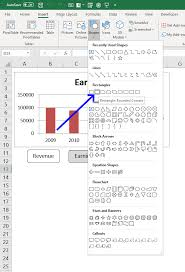 How To Create An Interactive Excel Chart Vba
