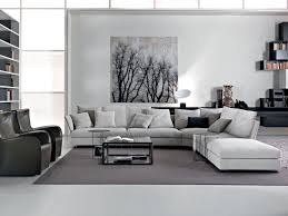 Modern Living Room Furniture Uk The Holiday Sofa Takes Centre Stage Along With Shelving Tables