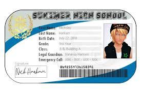 Harkam - Id Shs By Deviantart Xxangelofdestinyxx On Nick Card