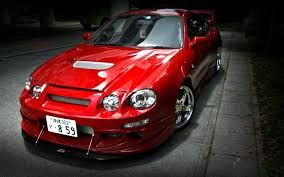 Celica Car Pictures and Model Information