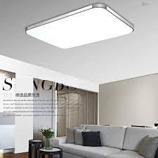 kitchen lighting led. Exellent Kitchen 2019 Surface Mounted Modern Led Ceiling Lights For Living Room Light Fixture Indoor Lighting Decorative Lampshade Intended
