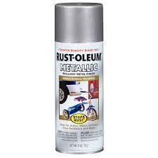Rust-Oleum Stops Rust Nickel Metallic Enamel Spray Paint (Actual Net  Contents: 11