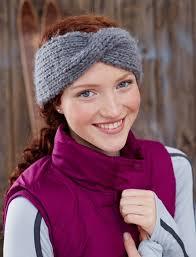 Knitted Headband Pattern Awesome Twisted Sister Headband AllFreeKnitting