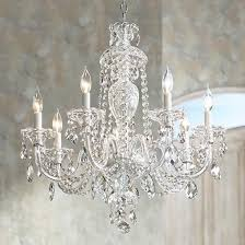 a chandelier featuring heritage glass