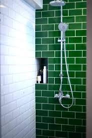 green subway tile green subway tile bathroom green bathroom tile green subway tiles serve as a green subway tile