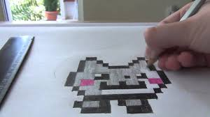 How To Draw Nyan Cat Youtube
