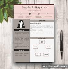 Five Solid Evidences Attending Word Resume Information