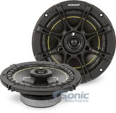 kicker ds ds series coaxial car speakers kicker 11ds60