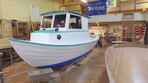 cfcc wooden boat building timelapse