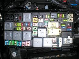 jeep jk fuse box map layout diagram jeepforum com 2007 jeep liberty fuse box location at 07 Jeep Liberty Fuse Box Location