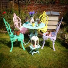 shabby chic outdoor furniture. Shabby Chic Garden Table And Chairs Furniture Accessories Painting Workshopfor All Levels Outdoor I