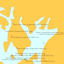 Kickamuit River Narragansett Bay Rhode Island Tide Chart