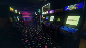 NewRetroArcade Gameplay – A <b>Classic 80's Arcade</b> for the Oculus Rift
