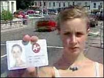 Fake Extra Id Bbc Cards Out Inside qpnqx4RU