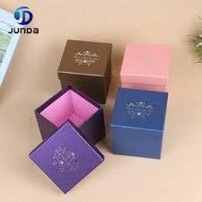 china manufacturer custom jewelry paper packaging box