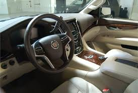 cadillac escalade interior 2015. photo by chris wolski cadillac escalade interior 2015 a