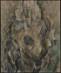 georges braque mandora 1909 10