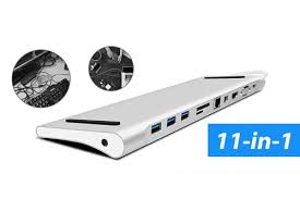 <b>Gocomma 11</b>-in-<b>1</b> Hub: Not only a Docking Station, But also a ...