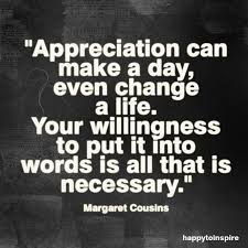 Quotes About Appreciating Life Inspiration 48 Appreciation Quotes By QuoteSurf