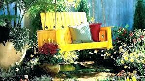 fairy garden supplies hobby lobby outdoor backyard gardens porch swing ideas