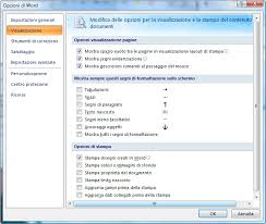 di word stampa di documenti con word 2007 pmi it