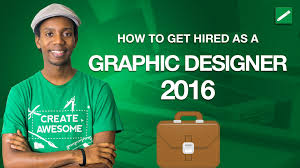 How To Get Hired As A Graphic Designer 2016 Youtube