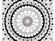 Make your world more colorful with printable coloring pages from crayola. Mandalas Art Therapy Coloring Pages For Adults
