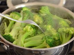 steamed broccoli. Fine Steamed Steam Broccoli In Steamed O