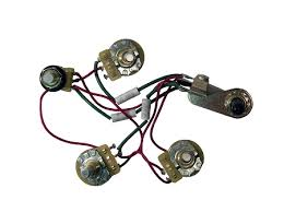 assy 4 cntrl w switch Rickenbacker Wiring Harness harness assy 4 cntrl w switch rickenbacker wiring harness 00220