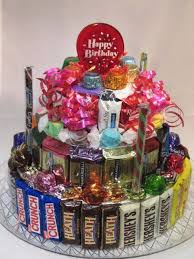 Birthday Party Raffle Giveaway Idea Birthday Candy Candy