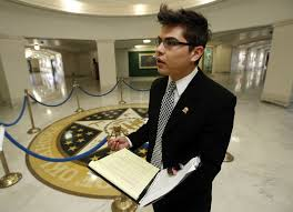 Undocumented college students express concern about tuition bill ...