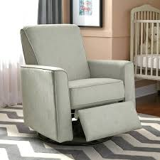 swivel rocker recliner chairs grey nursery glider chair on free today soro leather