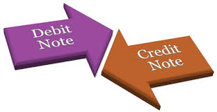 Debit Note Letter Gorgeous Difference Between Debit Note And Credit Note With Comparison Chart