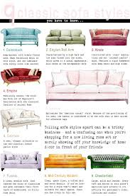 Elegant Types Of Sofas 16 About Remodel Living Room Sofa