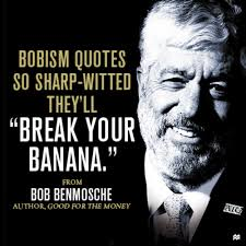 "Indiana Jones Quotes 11 Awesome Bobism Quotes So SharpWitted They'll ""Break Your Banana"" From Bob Be"