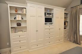 Lovely Master Bedroom Storage Contemporary Bedroom
