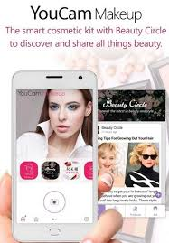 features of youcam makeup for pc free