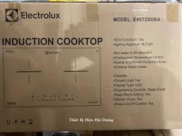 Bếp từ đôi Electrolux EHI7280BA 3700w - Bảo hành 24 tháng