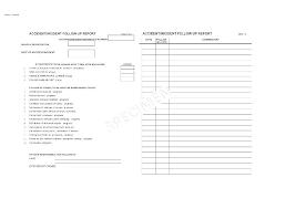 Hotel Maintenance Report Template Hotel Maintenance Checklist