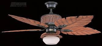 concord fans fernleaf breeze 52 tropical indoor outdoor ceiling fan