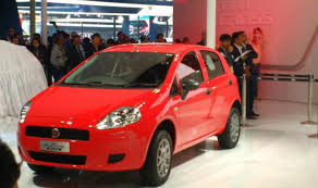 new car launches by fiatAuto Expo 2016 Fiat launches upgraded Punto  Find New  Upcoming