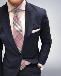 How To Wear A Pink Tie 27 Looks Men S Fashion